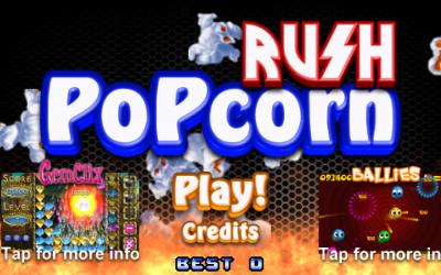 Popcorn Rush