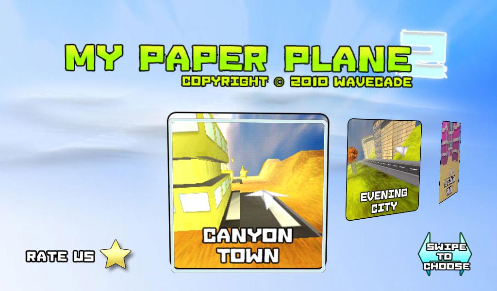 My Paper Plane 2