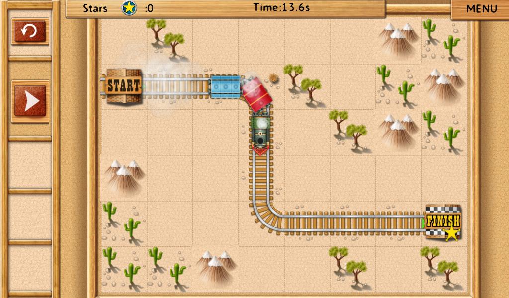 Rail Maze