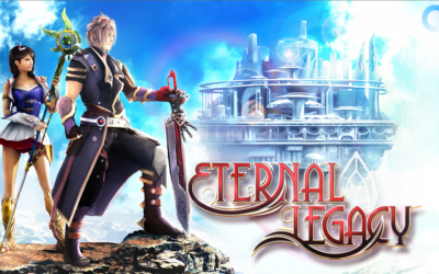 Eternal Legacy Game for BlackBerry PlayBook