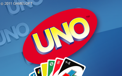 UNO Game for the PlayBook