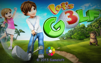 Lets Golf 3 BlackBerry PlayBook