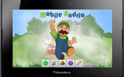 Mobile Andrio for BlackBerry PlayBook