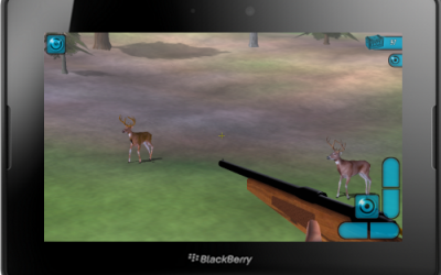 PlayBook Shooting Game Alaskan Hunt