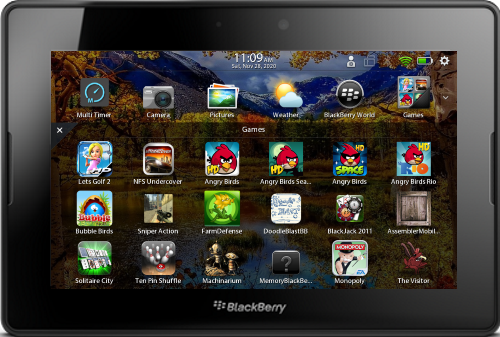 4 Angry Birds BAR Files to Grab for the PlayBook