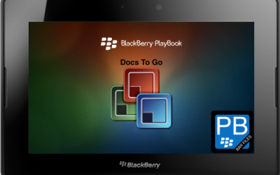 Docs To Go Still Works Great on the PlayBook