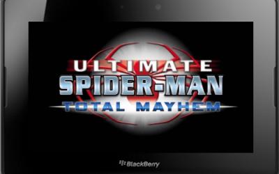 Ultimate Spider Man Total Mayhem Game