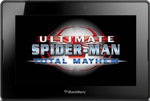 Ultimate Spider Man Total Mayhem Game