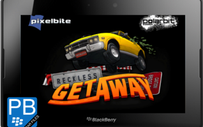 Fun Reckless Getaway Game for BlackBerry PlayBook